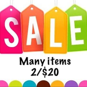Other - 🌸2/$20🌸 SALE!! SALE!!
